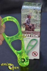 Exitick (Bayer), un accessoire efficace pour retirer les tiques chez nos animaux de compagnie