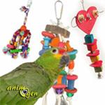 Troubles du comportement chez les perroquets : l'importance de la stimulation