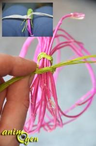 Jouet de patte pour perroquet : comment recycler les balles de vigne ou d'osier usagées ?