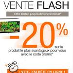 L'enseigne Truffaut propose une vente flash