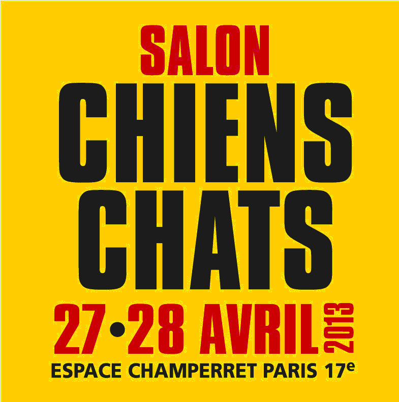 Salon Chien Chat à Paris (75), les 27 et 28 avril 2013