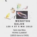""""""" Le Festival de l'Oiseau """" à Menetou Salon (18), samedi 04 et dimanche 05 mai 2013"""