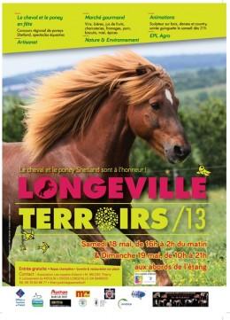 Longeville Terroirs 2013 à Longeville en Barrois (55), samedi 18 et dimanche 19 mai 2013
