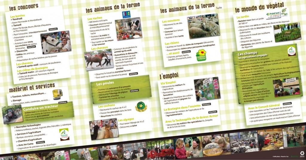 Salon de l agriculture en c te d armor l agriculture fait son show saint brieuc 22 du - Salon agriculture adresse ...