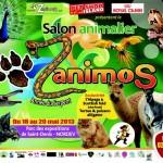 "Salon animalier "" Zanimos "" à Saint Denis (Réunion), du samedi 18 au lundi 20 mai 2013"