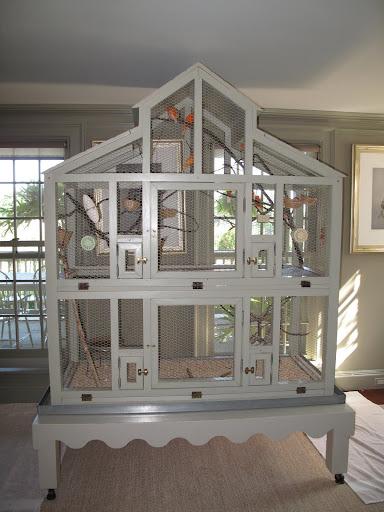 accessoire comment choisir la cage id ale pour nos. Black Bedroom Furniture Sets. Home Design Ideas