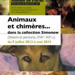Exposition artistique Animaux et chimères à Valence-sur-Baïse (32), du 09 juillet 2013 jusqu'en mai 2015