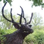 Exposition artistique animalière ArAnimA au château de Goulaine, du jeudi 13 juin au dimanche 15 septembre 2013