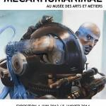 """Exposition """"Mécanhumanimal"""", d'Enki Bilal, à Paris (75), du 04 juin 2013 au 05 janvier 2014"""