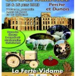 """Fête """"Comice Agricole Perche et Dunois"""", à La Ferté-Vidame (28), samedi 15 et dimanche 16 juin 2013"""