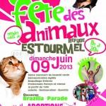 Fête des Animaux du refuge à Estourmel (59), dimanche 09 juin 2013