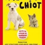 Salon du Chiot à Strasbourg (67), samedi 08 et dimanche 09 juin 2013