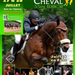 Fête du Cheval à Forges les Eaux (76), samedi 27, dimanche 28 et lundi 29 juillet 2013