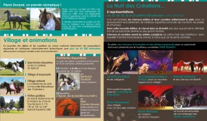 Festival d'art équestre Equestria à Tarbes (65), du 23 au 28 juillet 2013