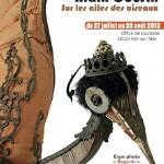 Exposition «Sur les ailes des oiseaux» à Ver sur Mer (14), du samedi 27 juillet au dimanche 25 août 2013