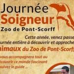 Vivez le métier de soigneur de l'intérieur au Zoo de Pont Scorff (56)