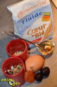 Alimentation : recette de gâteau aux fruits secs et frais pour rongeurs à faire soi-même