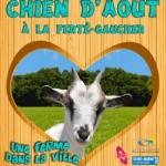 14 ème Fête du Chien d'Août à La Ferté Gaucher (77), le jeudi 15 août 2013