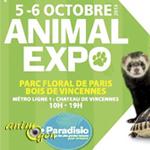 Salon Animal Expo à Paris (75), samedi 05 et dimanche 06 octobre 2013