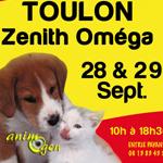 27 ème Salon Animal Focus à Toulon (83), du samedi 28 au dimanche 29 septembre 2013