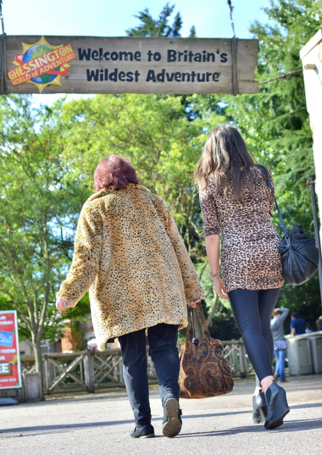 """Un code vestimentaire """"pas bête"""" mis en place au zoo de Chessington"""