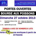 Bourse aux Poissons à Périgueux (24), le dimanche 27 octobre 2013