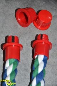 Le perchoir flexibleTrixie, un accessoire incontournable pour nos perroquets et rongeurs