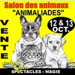 9 èmes « Animaliades », Salon du Chiot et du Chaton à Pau (81), du samedi 12 au dimanche 13 octobre 2013