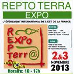 Bourse aux Reptiles à Colmar (68), du samedi 02 au dimanche 03 novembre 2013