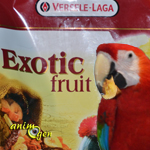 Aliment pour perroquet : Exotic fruit (Versele Laga)