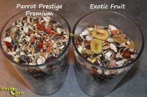 Aliment pour perroquet : Exotic fruit (Versele Laga)