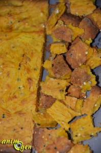 Alimentation : recette de gâteau croustillant à la citrouille pour nos rats et souris