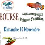 Bourse aquariophile à Champ-sur-Drac (38), le dimanche 10 novembre 2013