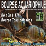 7 ème Bourse aquariophile à Saint Brieuc (22), le dimanche 17 novembre 2013
