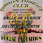 5 ème Bourse-Exposition d'oiseaux de cages et de volières à Saint Quentin (02), du samedi 30 novembre au dimanche 01 er décembre 2013