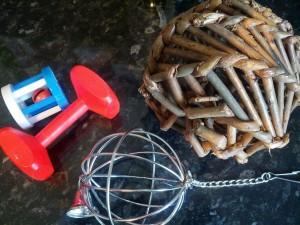 Jeux et accessoires : quel type de jouet choisir en toute sécurité pour nos cochons d'Inde ?