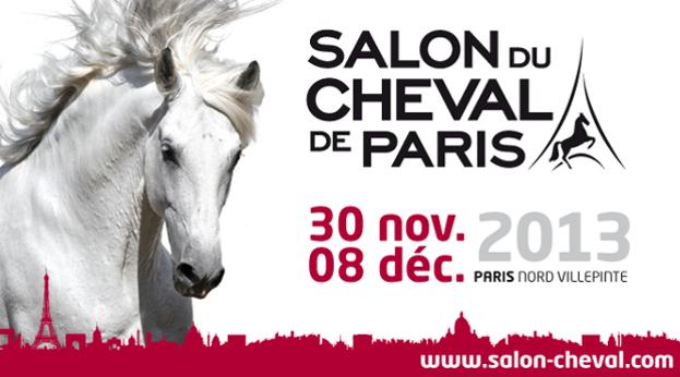 Salon du Cheval à Paris (93), du samedi 30 novembre au dimanche 08 décembre 2013