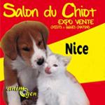 30 ème Salon du Chiot Animal Focus à Nice (06), du samedi 23 au dimanche 24 novembre 2013