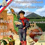 27 ème Exposition Nationale d'Animaux de Basse-Cour de race pure à Bully les Mines (62), du samedi 30 novembre au dimanche 01 er décembre 2013