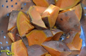 Alimentation : la patate douce, un légume tout en douceur pour nos perroquets