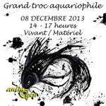 Grand troc aquariophile à Mios (33), le dimanche 08 décembre 2013