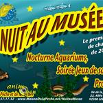 Visite gratuite des aquariums et expositions de la Maison de la Nature à Levallois (92), le vendredi 10 janvier 2014