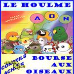 Bourse aux oiseaux à Le Houlme (76), le dimanche 12 janvier 2014