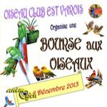Bourse aux oiseaux à Saint-Aygulf (83), du samedi 07 au dimanche 08 décembre 2013