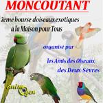2 ème Bourse d'oiseaux exotiques à Moncoutant (79), le dimanche 12 janvier 2014