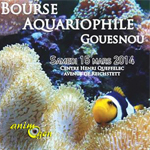 5 ème Bourse aquariophile de Gouesnou (29), le samedi 15 mars 2014