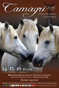 Camagri salon du cheval camargue en avignon 13 du - Salon animaux avignon ...
