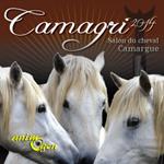 Camagri, Salon du cheval Camargue en Avignon (13), du vendredi 14 au dimanche 16 février 2014