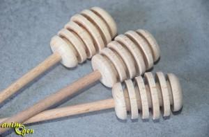 Jouet de patte pour perroquet fabriquer cuill re miel hochet animogen - Fabrication objet en bois ...