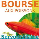 Bourse aux poissons à Servon sur Vilaine (35), du samedi 08 au dimanche 09 mars 2014